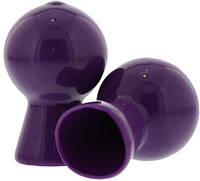 Стимулятор для сосков Nipple Sucker Pair in Shiny Purple