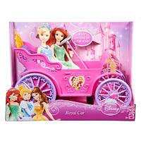 Королевский автомобиль для диснеевских принцесс