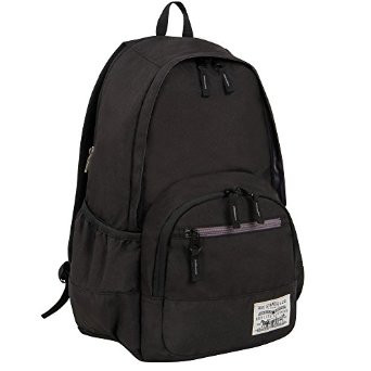 """Рюкзак для ноутбука Levi's Rockland II 19"""" (черный)"""