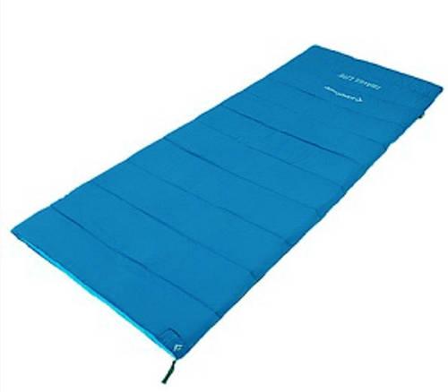 Удобный спальный мешок KingCamp TRAVEL LITE(KS3203) / 12°C R Light blue 94092 голубой