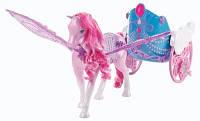 """Пегас с колесницей из м / ф """"Барби Марипоса и Принцесса фей"""""""