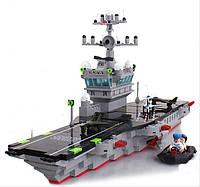 """Конструктор """"Авианосец"""" 508 деталей Brick-826"""