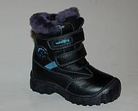 Зимняя обувь для мальчиков Kellaifeng (KLF) арт.FS-608 с ледоходом (Размеры: 27-30)