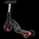 Самокат 3 в 1 Best scooter 28288 (самокат-велобег-велосипед), свет, 8 мелодий, колёса, фото 2