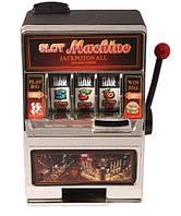Копилка - игровой автомат «Однорукий бандит», фото 1