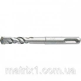 Бур по бетону, 4 x 110 mm, SDS PLUS // MATRIX