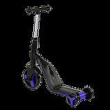 Самокат 3 в 1 Best scooter 30304 (самокат-велобег-велосипед), свет, 8 мелодий, колёса, фото 2
