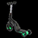 Самокат 3 в 1 Best scooter 40405 (самокат-велобег-велосипед), свет, 8 мелодий, колёса, фото 3