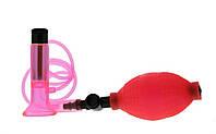 Клиторальная вакуумная помпа с вибрацией CLITORAL VIBRATING PUMP