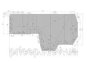Накрытие на борцовский мат. 55 м2.