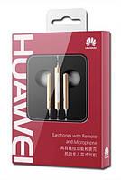 Наушники Huawei Half In-Ear Earphones AM116 Rose Гарнітура, навушники Huawei Рожеві
