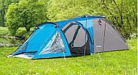 Палатка туристическая Acamper Soliter 4 двухслойная проклееные швы