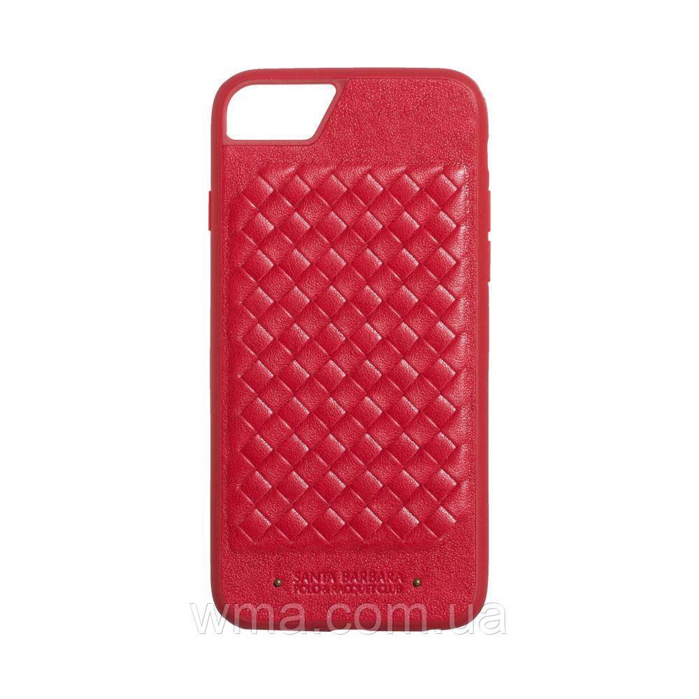Чехол Polo Ravel for Apple Iphone 8G Цвет Красный