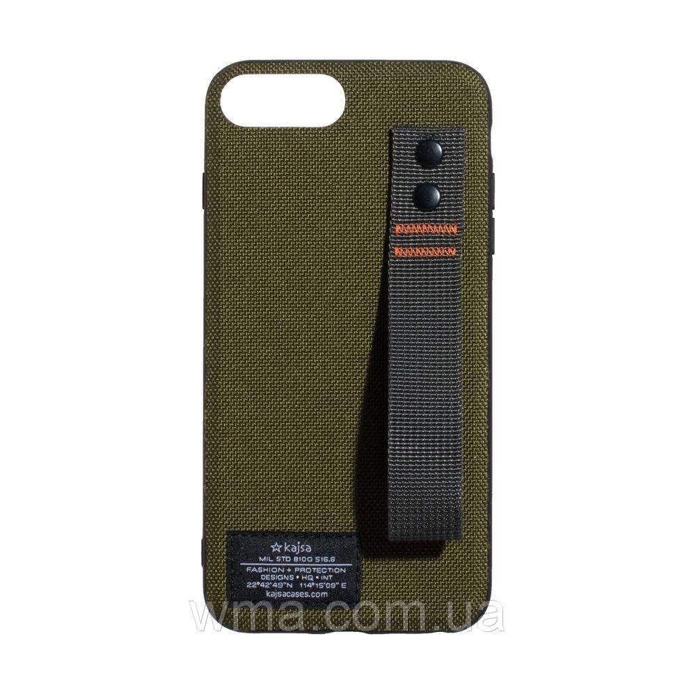 Чохол Kajsa Straps for Apple Iphone 8 Plus Колір Зелений