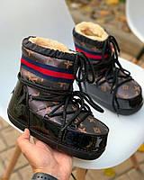 Женская Обувь Луноходы ЛВ Зима Коричневые