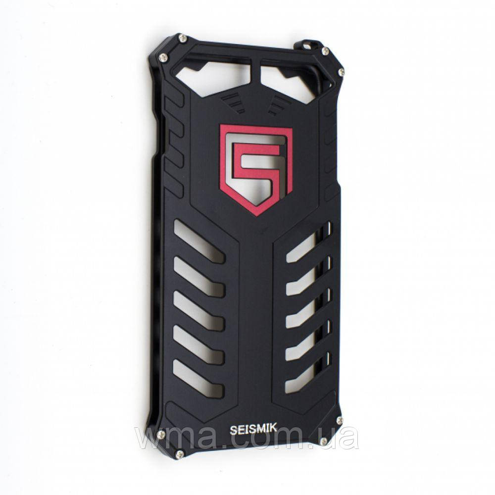 Чехол Seismik Iphone 7 Plus Цвет Чёрный