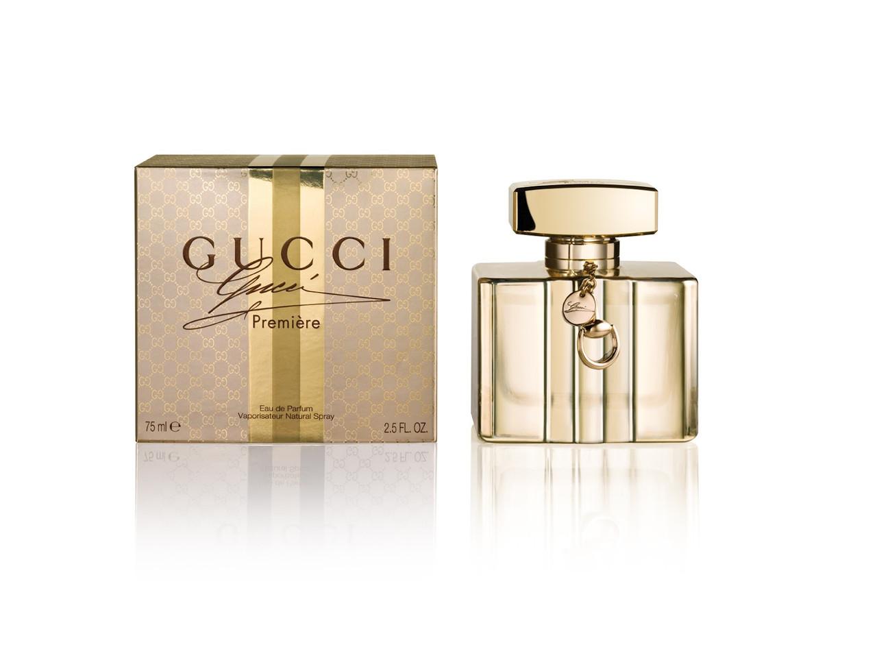 Женская парфюмированная вода Gucci Premiere Гучи Премьер 75 мл