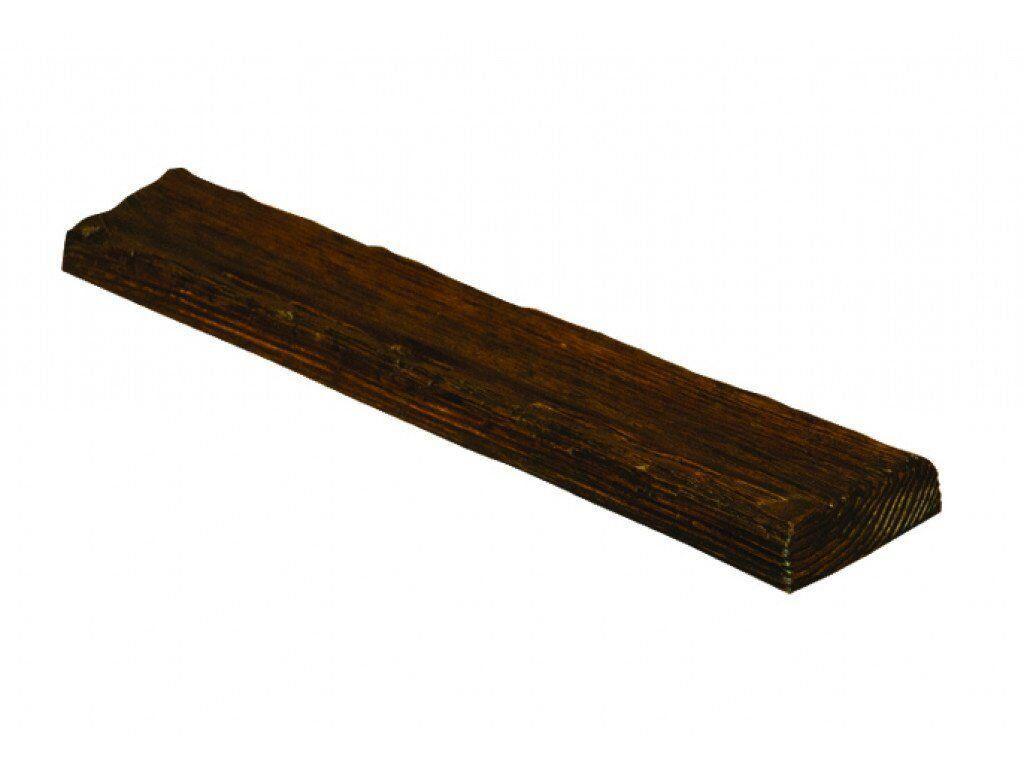 Панель поліуретанова DECOWOOD Рустик ET 306 120х35х3000 Темне дерево