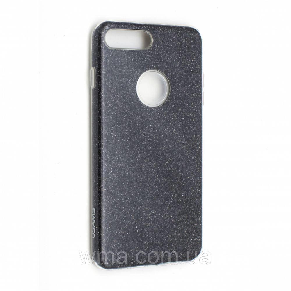 Чехол Usams Bling Iphone 7G Цвет Чёрный