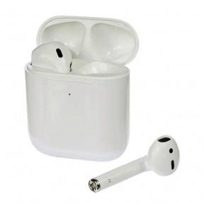 Бездротові Bluetooth-навушники TW-2025 TWS білі