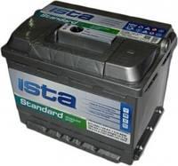 Авомобильный аккумулятор Иста 6СТ-60A1