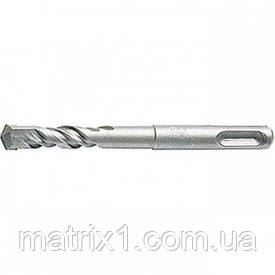 Бур по бетону, 10 x 110 mm, SDS PLUS // MATRIX