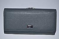 Женский кожаный кошелек Hassion W1 матовый