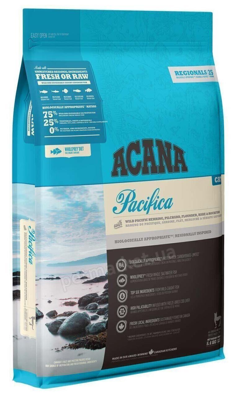 Acana Regionals Pacifica Cat Сухий корм для кішок всіх порід і вікових груп