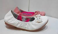Детские нарядные туфли для девочек размеры 31-36