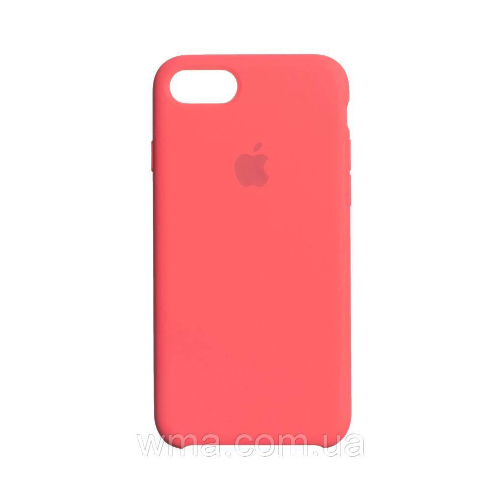 Чехол Original Iphone 8G / SE2020 Цвет Red Raspberry