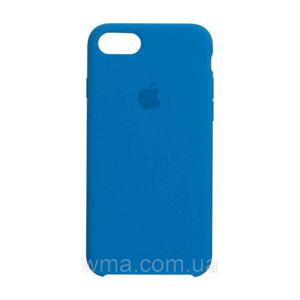 Чехол Original Iphone 8G / SE2020 Цвет Demin Blue