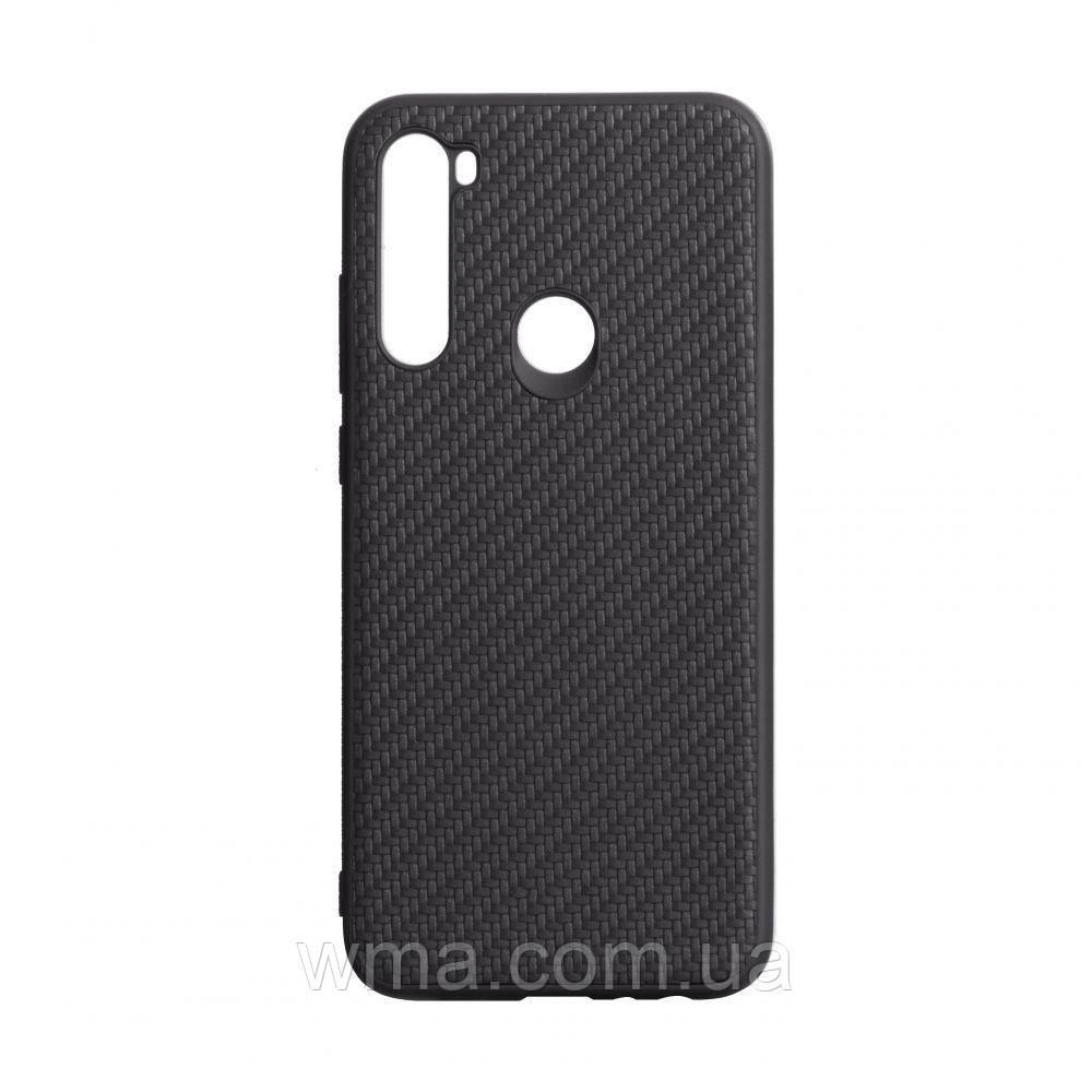 Чохол Carbon for Xiaomi Redmi Note 8T HQ Колір Чорний