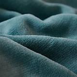 Бархатная простынь на резинке 200*230+25см Натяжная простыня на матрас или диван высокого качества, фото 6