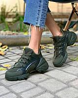 Женская Обувь Диор Зеленые Зима
