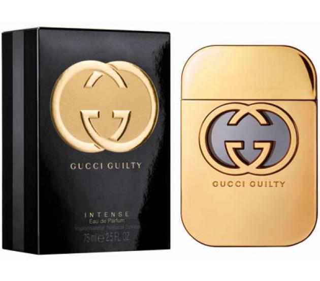 Женская парфюмированная вода Gucci Guilty Intense (Гучи Гилти Интенс) 75 мл