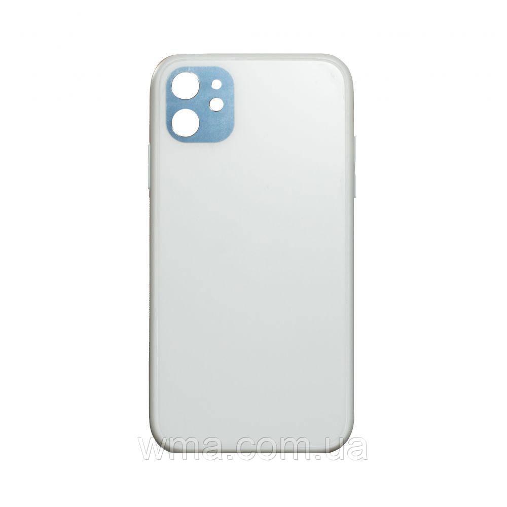 Чохол TPU Matt for Apple Iphone 11 Колір Білий