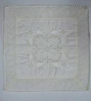 Декоративные наволочки 45х45 1шт. с вышивкой Kayaoglu Star