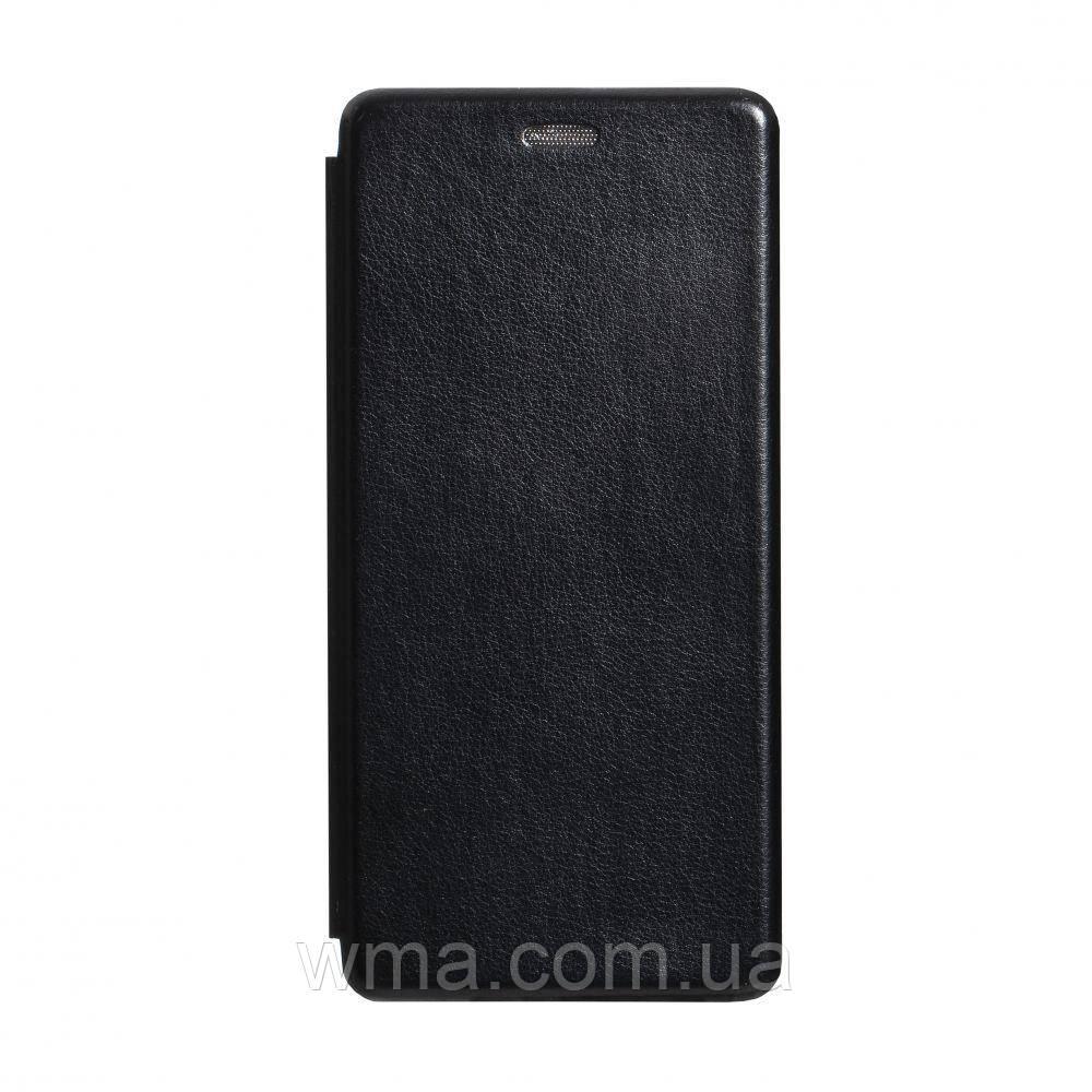 Чехол-книжка кожа Samsung S20 Plus 2020 Цвет Чёрный