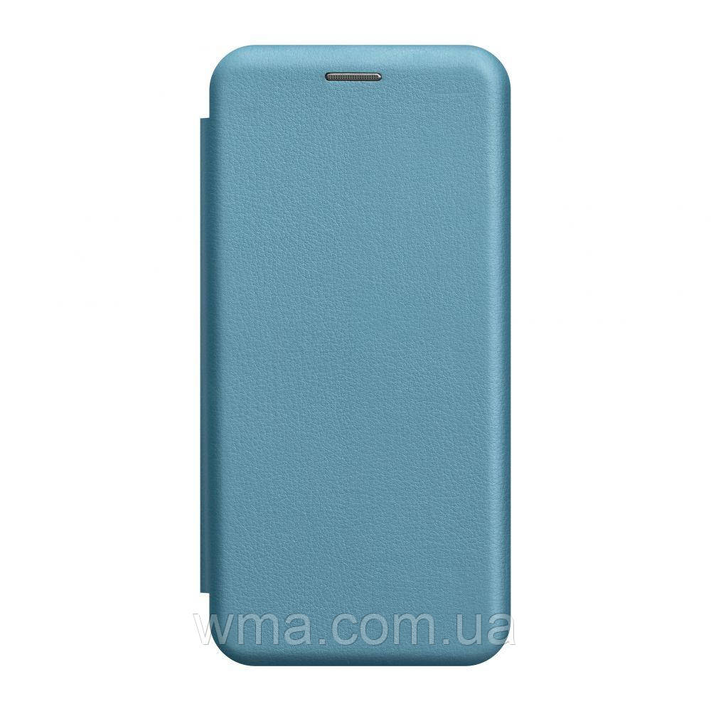 Чохол-книжка шкіра Samsung S20 2020 Колір Блакитний
