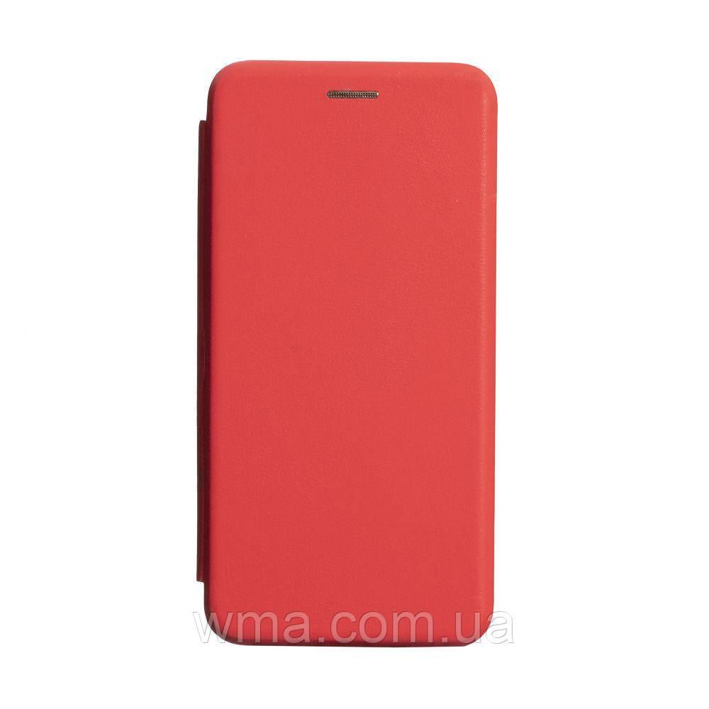 Чохол-книжка шкіра Samsung S20 2020 Колір Червоний