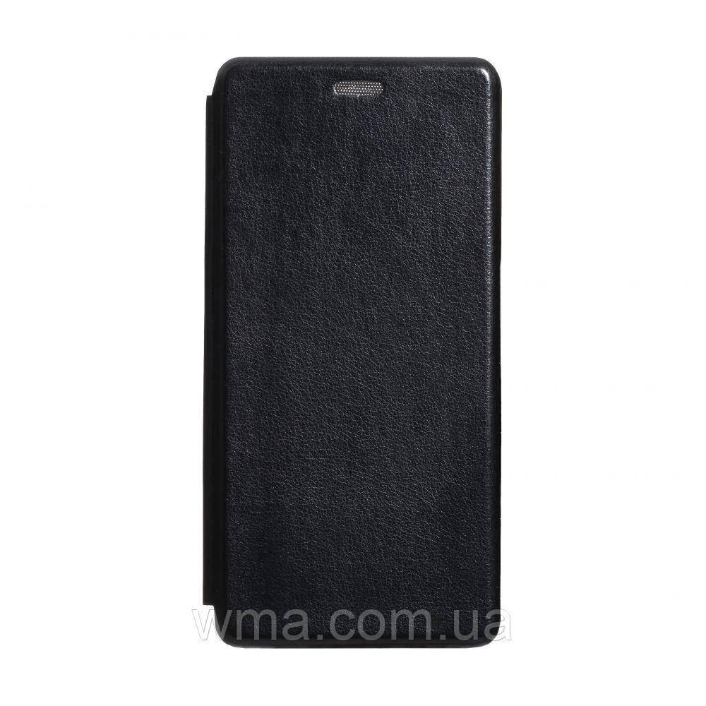 Чохол-книжка шкіра Samsung S20 Ultra 2020 Колір Чорний