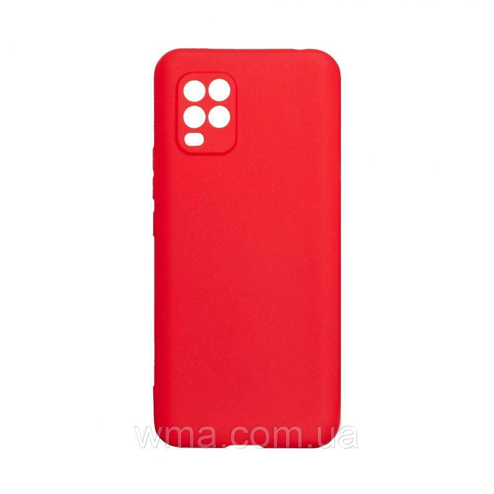 Чохол SMTT Xiaomi Mi 10 Lite Колір Червоний