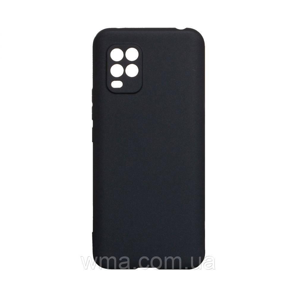 Чехол SMTT Xiaomi Mi 10 Lite Цвет Чёрный