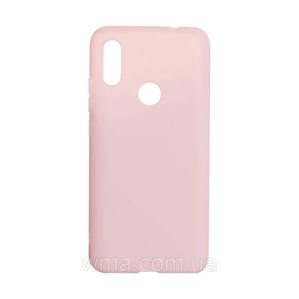 Чехол SMTT Xiaomi Redmi 7 Цвет Розовый