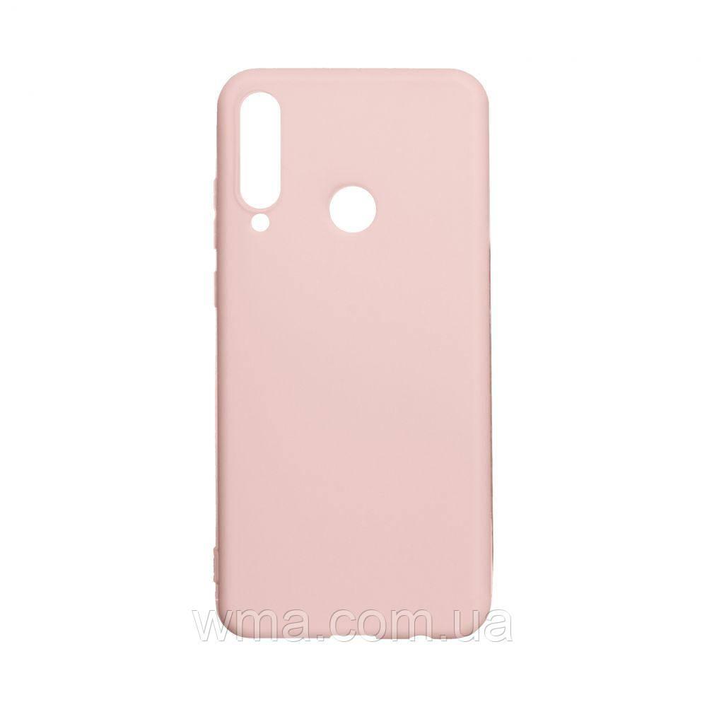 Чохол SMTT Huawei Y6P Eur Ver Колір Рожевий