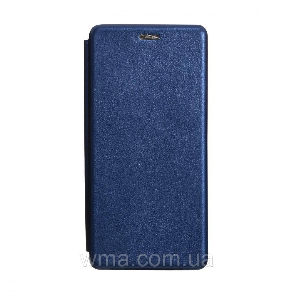 Чохол-книжка шкіра Xiaomi Mi 10 Колір Синій