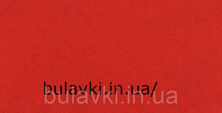 Фетр 20*30см 1мм красный