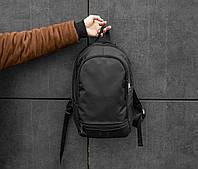 Спортивний рюкзак Under Armour чорний 20 літрів, Чоловічий чорний рюкзак міський андер армур, Рюкзак до школи