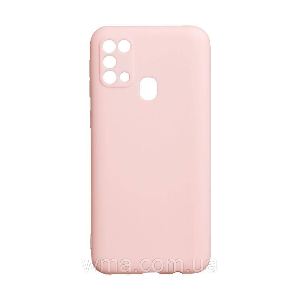 Чохол SMTT Samsung M31 2020 Колір Рожевий
