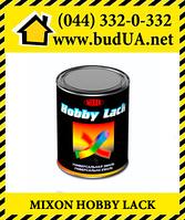Универсальная эмаль MIXON HOBBY LACK темно-коричневая матовая (RAL8016)  0,75л